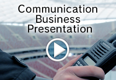 MOVIE: Communication Business Preesntation