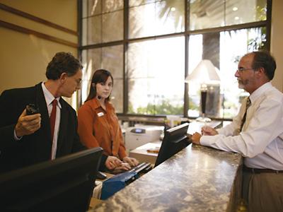 Giải pháp bộ đàm chuyên nghiệp cho khách sạn