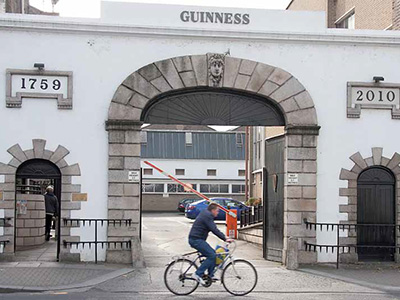 NEXEDGE® at The Home Of Guinness, Ireland