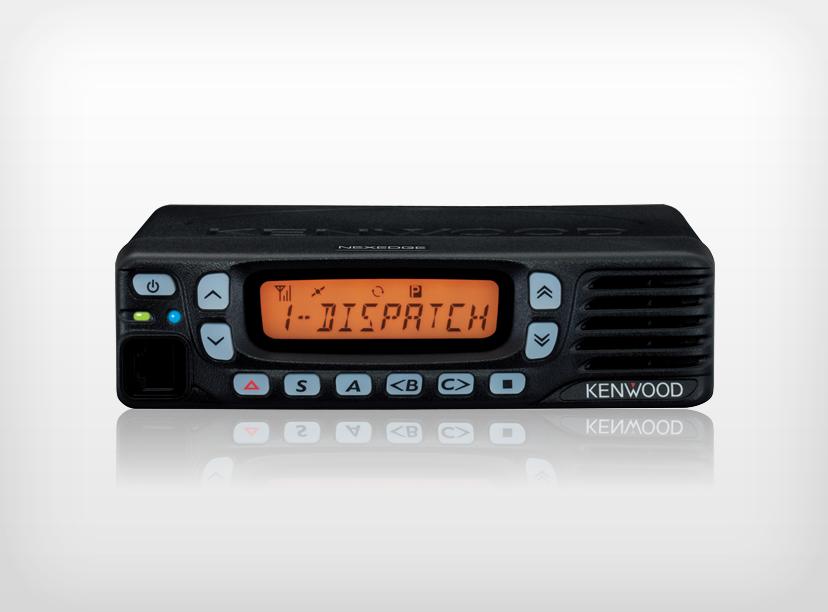NX-820(G) UHF Digital & FM Mobile Radio - NEXEDGE KENWOOD