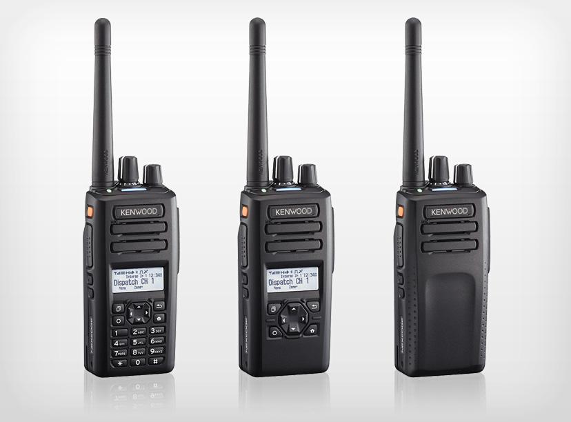 Nx 3200 Vhf Digital Two Way Radio Nxdn Dmr Multi Digital Fm