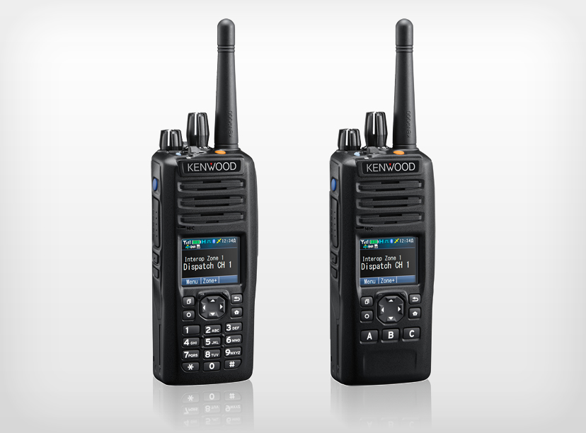 AES/DES (Digital Encryption) | Two-way Radio | KENWOOD