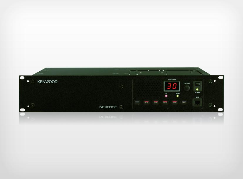 NXR-810 UHF Digital & FM Base-Repeater - NEXEDGE KENWOOD